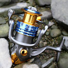 13BB Ball Bearing Fishing Spinning Reel Saltwater Metal Sea Lake Boat Spool 100m