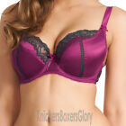 Fauve Lingerie Veronique Balcony Bra Azalea 0242 NEW Select Size