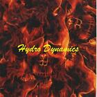 Hydrographics Film Red Large Skulls Flames Flaming Transfer- Hydro Dynamics