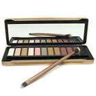 Hot 12 Color Eye Shadow Makeup Cosmetic Shimmer Matte Eyeshadow Palette