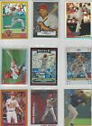 Angels (24) Card Lot Serial Numbered and Refractors