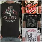 **The Clash Joe Strummer T-Shirt** Unisex Rock Vest Tank Top **Sizes S M L XL**
