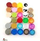 LEGO Round Flat Tile 1X1 NEW 98138 choose colour and quantity