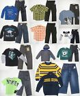 NWT Boy Fall Clothes Lot Size 5-6 Nike Gap Levis Top Jeans Hoodie Pants Clothing