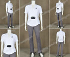 Star Trek: The Motion Picture James T. Kirk Cosplay Costume Outfit Uniform Cool