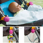 Handy 2PCS Multi-Purpose Baby Kids Toddler Stroller Blanket Trolley Clip