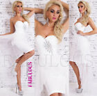 Formal Prom Gown Long Evening Party Bridesmaid Wedding Dress Size 8 10 12 S M L