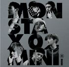 MONSTA X 2nd Mini Album - RUSH (Official Version) CD + Poster
