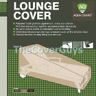 AquaGuard Outdoor Furniture Pool Lounge Chair Cover (S-XL)