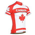 TEAM CANADA CYCLING CYCLE BIKE JERSEY by MONTON