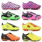 Внешний вид - Walstar Girls Soccer Shoe Cleat(Toddler/Little Kid/Big Kid)
