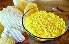 Yellow Beeswax Pellets - 100% Pure and Natural
