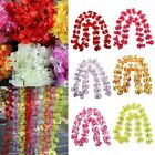 Artificial Fake Silk Azalea Flower Vine Hanging Garland Wedding Party Home Decor