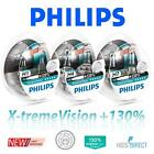 Philips X-tremeVision +130% Headlight Bulbs Single Twin Packs Available H1 H4 H7