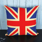 Fashion Union Jack cotton cloth pillow cover cushion car office Home Decor