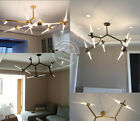 Roll Hill Agnes 6&10&14&20 lights glass Tube Suspension lamp Dining Room light