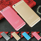 Transparent Clear Ultra-thin Hard Case Cover Protector for iPhone 5/5S 6/6S&Plus