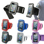 Sports Jogging Gym Armband Case Cover Pouch For iPhone, Samsung, HTC, Sony