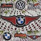INDIAN Motorcycle Volkswagon VW IRON ON Sew PATCH Badge CORVETTE Car VW Wings