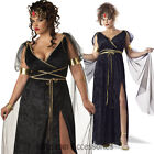 C812 Medusa The Mythical Siren Greek Goddess Women Plus Size Halloween Costume