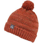 Thick Slouchy Snappy Beanie Knitted Cap Hat Fold Lined HD001