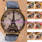 Fashion Colorful Unisex Retro Vintage Sport Mens Womens Quartz Dress Wrist Watch