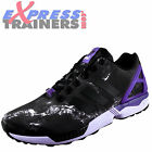 Adidas Originals Junior Kids ZX Flux Classic Trainers Blk UK 5.5 *AUTHENTIC*