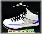 2014 Nike Air Jordan 2 II Concord White Black Purple 385475-153 US 9.5~12 AJ2