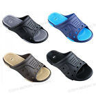 Men's Massage Sandals Flip Flops Slide Sport Shower Beach Slip on Slippers Sizes