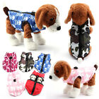 Small Pet Dog Cat Puppy Coat Jacket Winter Clothes Clothing Vest Apparel Costume