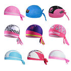 Women's Cycling Cap Scarf Outdoor Sports Bicycle Sweat Proof Pirate Bandana Hat