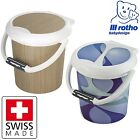 Rotho Baby Nappy Diaper Changing Dispose Bin Bucket Liner Pail Container Lid