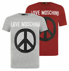 Love Moschino Mens Crew Neck T-Shirt