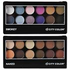 City Color- 12 Color Eyeshadow Palette