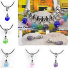 10/20/50/100Pcs Colorful For Stlye Bracelets Pearl Dangle Charm European Beads