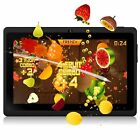 "Solotab® 7"" S7Q HD Tablet 17-Piece Set Quad-Core 8GB Dual-Camera + Soft Case"