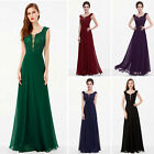 US Women's Long Party Evening Cocktail Formal Prom Dress 08628 Ever Pretty