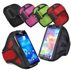 Sports Jogging Running Gym Armband Case Cover Holder for Samsung Galaxy Phones