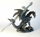 Dragon with a Sword Ornament, 10 cm