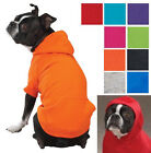 Pet Supplies - ZACK & ZOEY HOODIE, USA Seller, 6 Sizes Basic Dog Puppy Sweatshirt Shirt Sweater