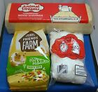 WOODSHAVINGS WOOLLY BEDDING AND HARRY HAMSTER TASTY MIX FOOD PET KIT