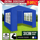 NEW PERFECT OASIS 3x3 GAZEBO PARTY TENT Event Marquee Outdoor Pavilion Canopy