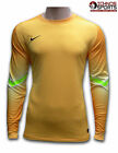 Nike Team Dri fit soccer football goalie goalkeeper jersey shirt youth boys size