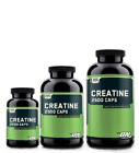Optimum Nutrition Creatine 2500 CAPS - 100 200 300 Capsules 2.5g Serv
