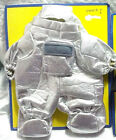 "Silver Spaceman Astronaut Outer Space Suit Outfit for TY Beanie Baby (6"" Plush)"