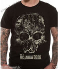 Official The Walking Dead Walker Skull T Shirt S M L XL XXL NEW