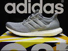 NEW ADIDAS Ultra Boost Ltd. Men's Running Shoes - Silver/Silver;  S77517