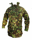 Woodland/Green/DPM Camo WINDPROOF Smock/Jacket - British Army Military - SALE