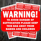 WARNING LABEL STICKER KEEP AWAY FROM CHILDREN SAFETY  #acu
