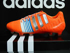 NEW ADIDAS Nitrocharge 1.0 FG Men's Soccer Cleats - Infrared/White; M17719